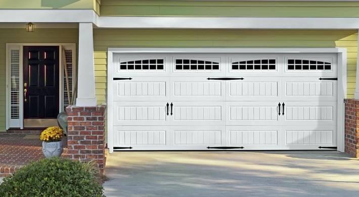 Decorative Magnetic Hardware Anderson Garage Doors