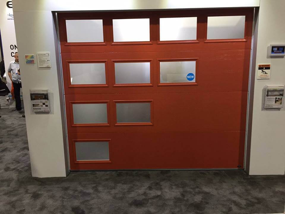 hottest garage door products of